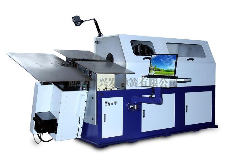 YF-3D-7轴线材成型机
