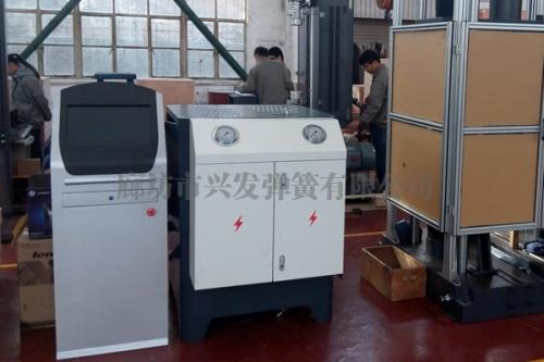 50T数控拉压弹簧试验机